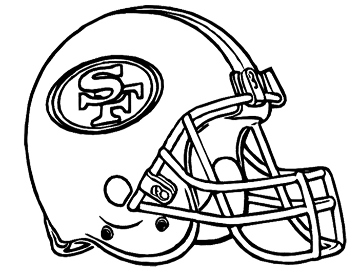 football logo nfl coloring pages - photo#20