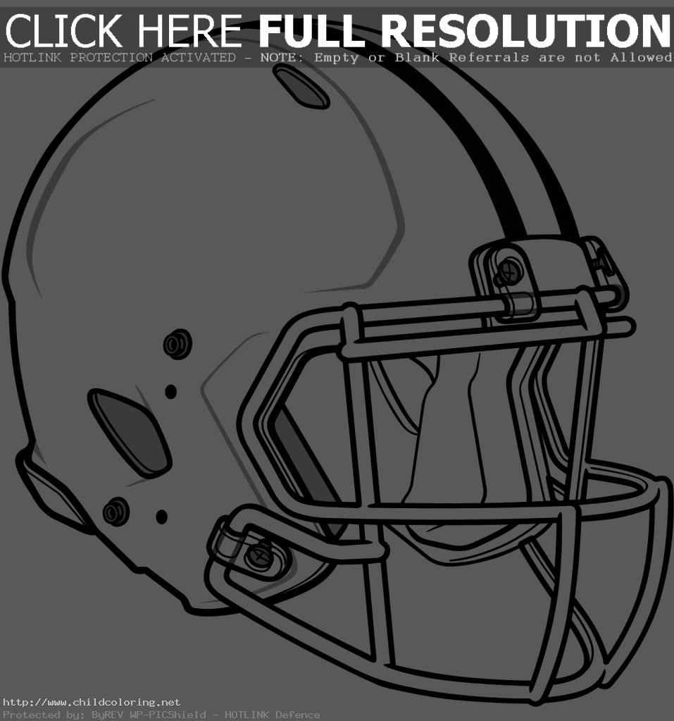 nfl football helmets coloring pages clipart panda free clipart