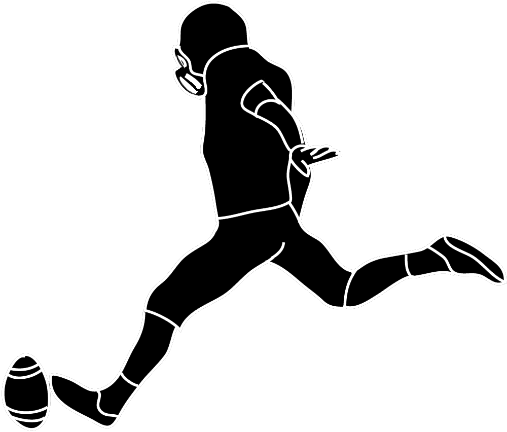 Nfl Football Player | Clipart Panda - Free Clipart Images