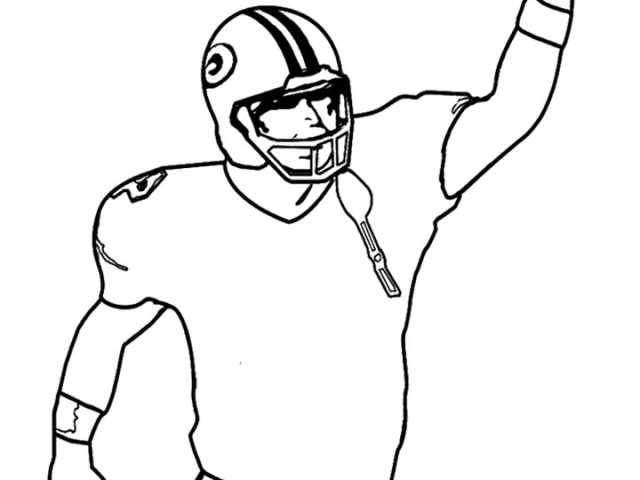 Oregon Ducks Football Coloring Pages