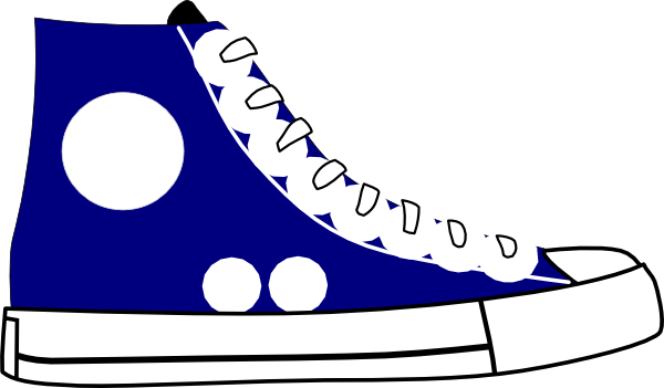 Nike Running Shoes Clipart | Clipart Panda - Free Clipart ...