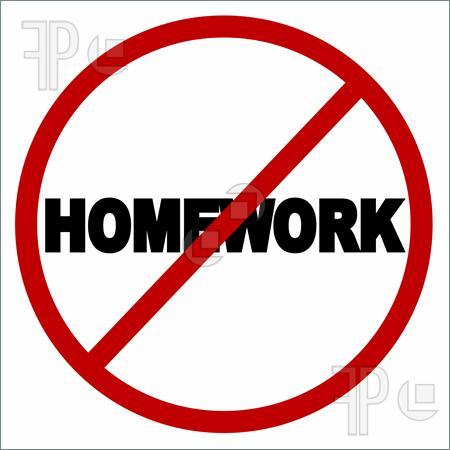 no homework clipart clipart panda free clipart images rh clipartpanda com no homework pass clipart Doing Homework Clip Art
