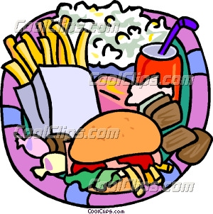Junk Food Vs Healthy Food | Clipart Panda - Free Clipart ...