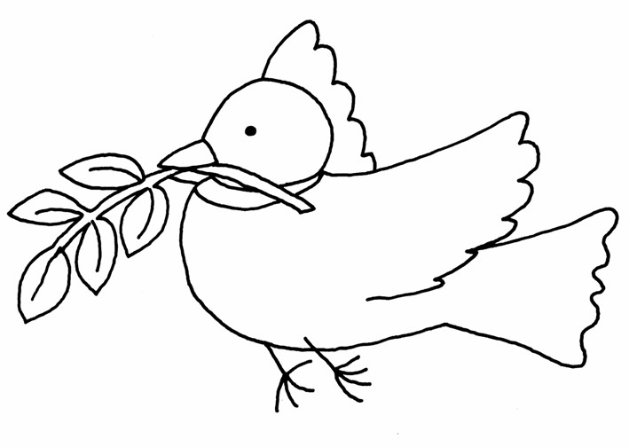 Free Coloring Pages Of Man Noah