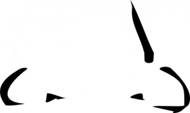 Nose Clip Art