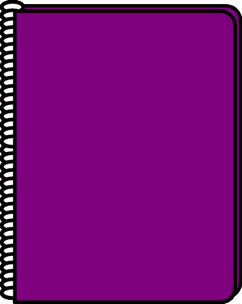 purple notebook clip art clipart panda free clipart images rh clipartpanda com notebook clipart free notebook clipart free