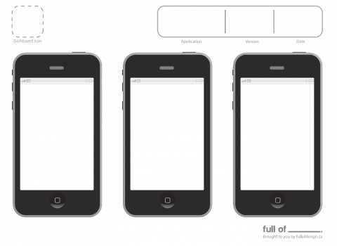 app templates free - iphone app wireframe template clipart panda free