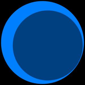 Blue Cell clip art - vectorNucleus Clipart