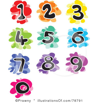 Numbers clipart images clipart panda free clipart images for Free clipart numbers