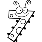 Number One Clipart Black And White   Clipart Panda - Free Clipart ...