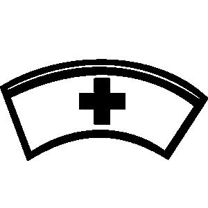 nurse hat clip art clipart panda free clipart images rh clipartpanda com nurse hat clip art black and white nurse cap clip art free