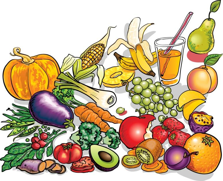 Healthy Food Clipart | Clipart Panda - Free Clipart Images