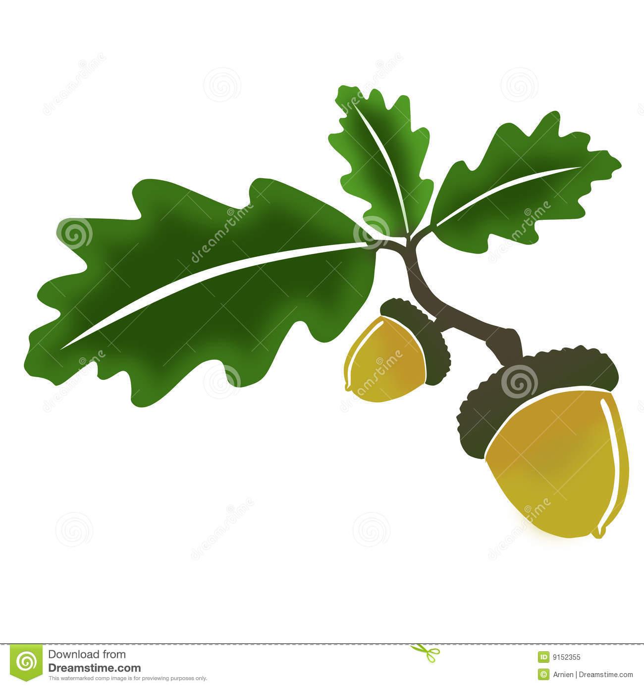 Oak Leaves Clip Art | Clipart Panda - Free Clipart Images