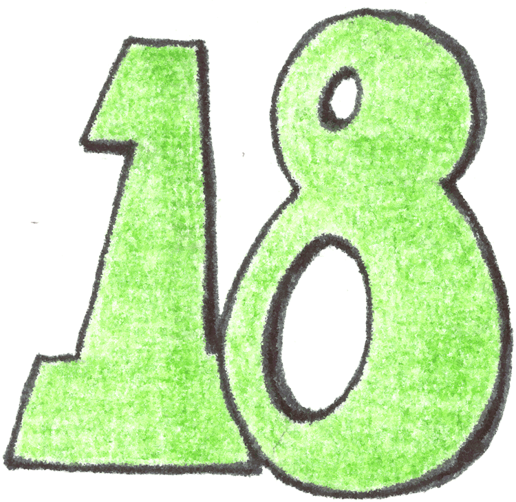 645 Best Number Clipart images  Numbers Colors Lyrics