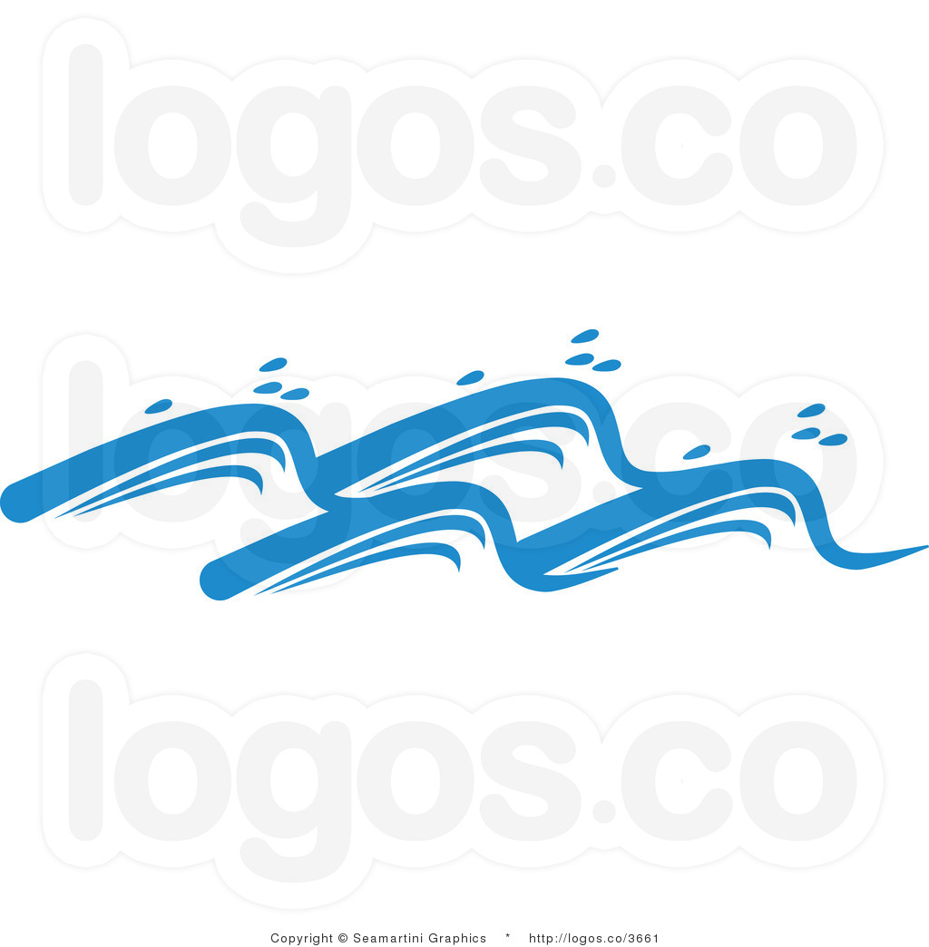 Small Waves Clip Art Ocean