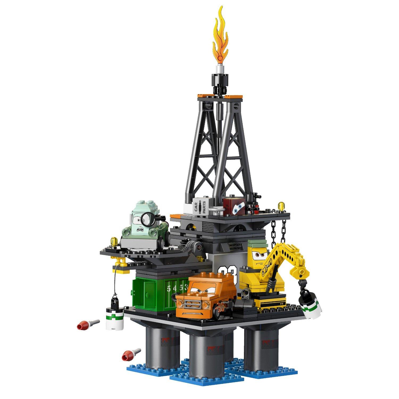 Cars  Oil Rig Lego