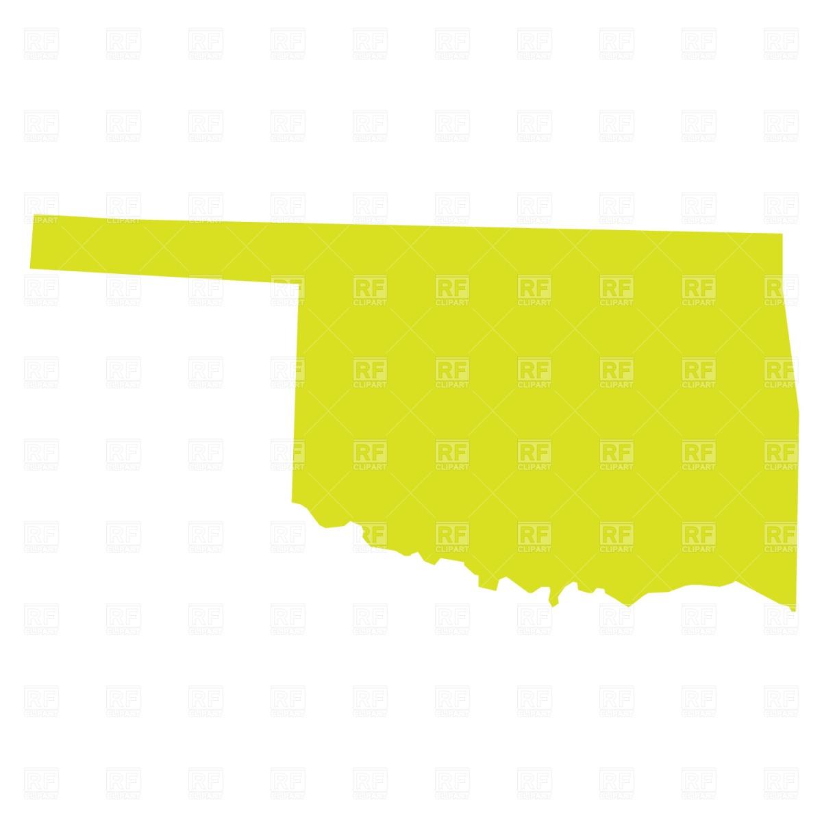 Oklahoma State Clip Art
