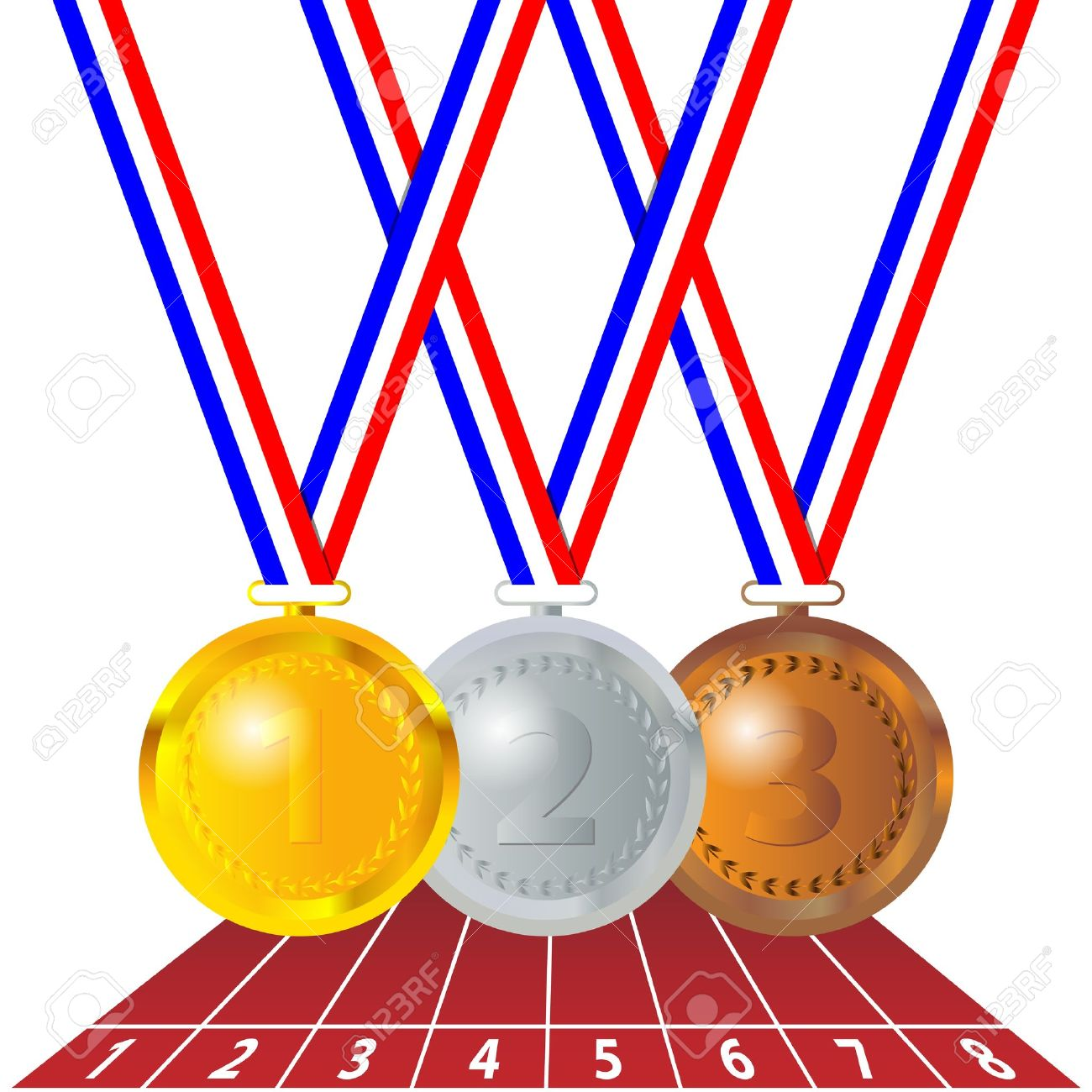 clip art medals free - photo #2