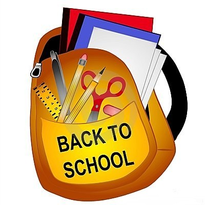 Image result for backpack clipart open source
