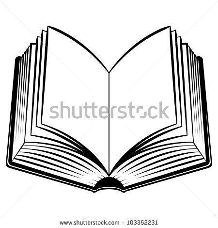 open%20book%20clip%20art%20black%20and%20white