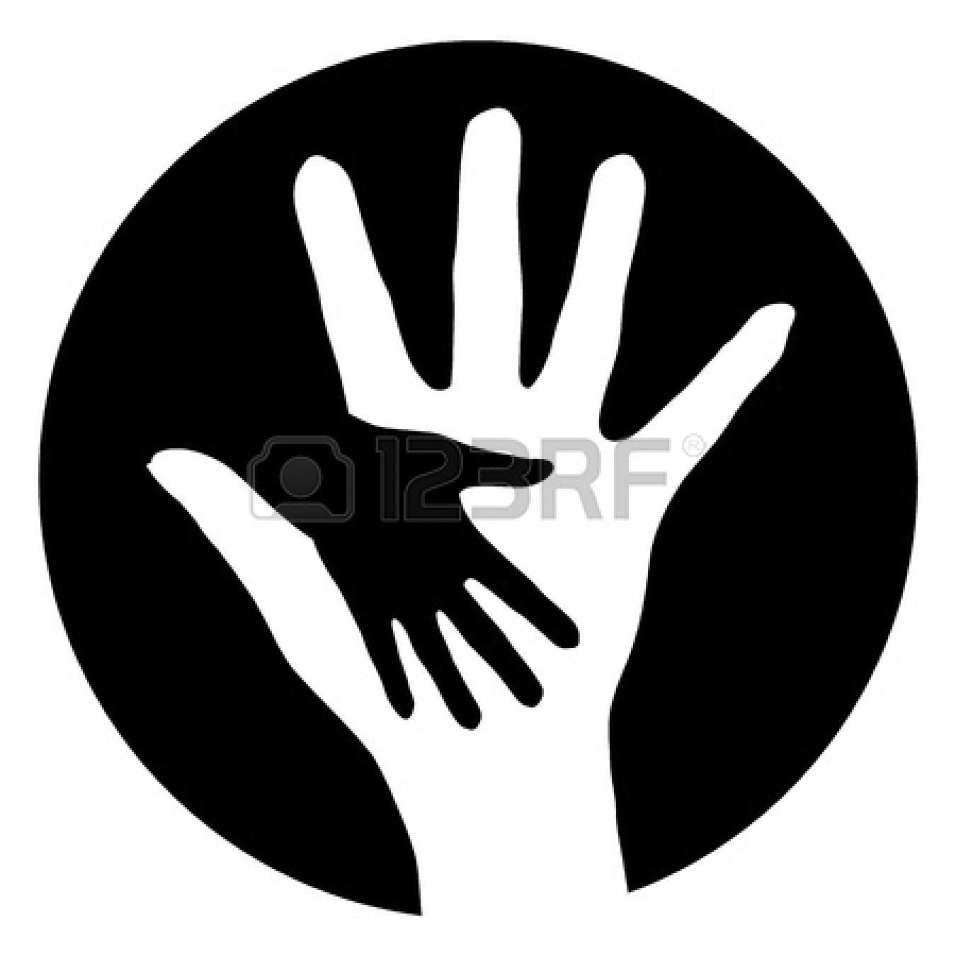 open 20giving 20hands Helping Hand Icon