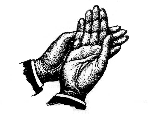 Open Hands Of God | Clipart Panda - Free Clipart Images