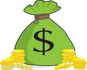Open Money Bag Clipart | Clipart Panda - Free Clipart Images