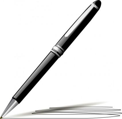 Clip Art Pen Clip Art pen clipart black and white panda free images open office clipart