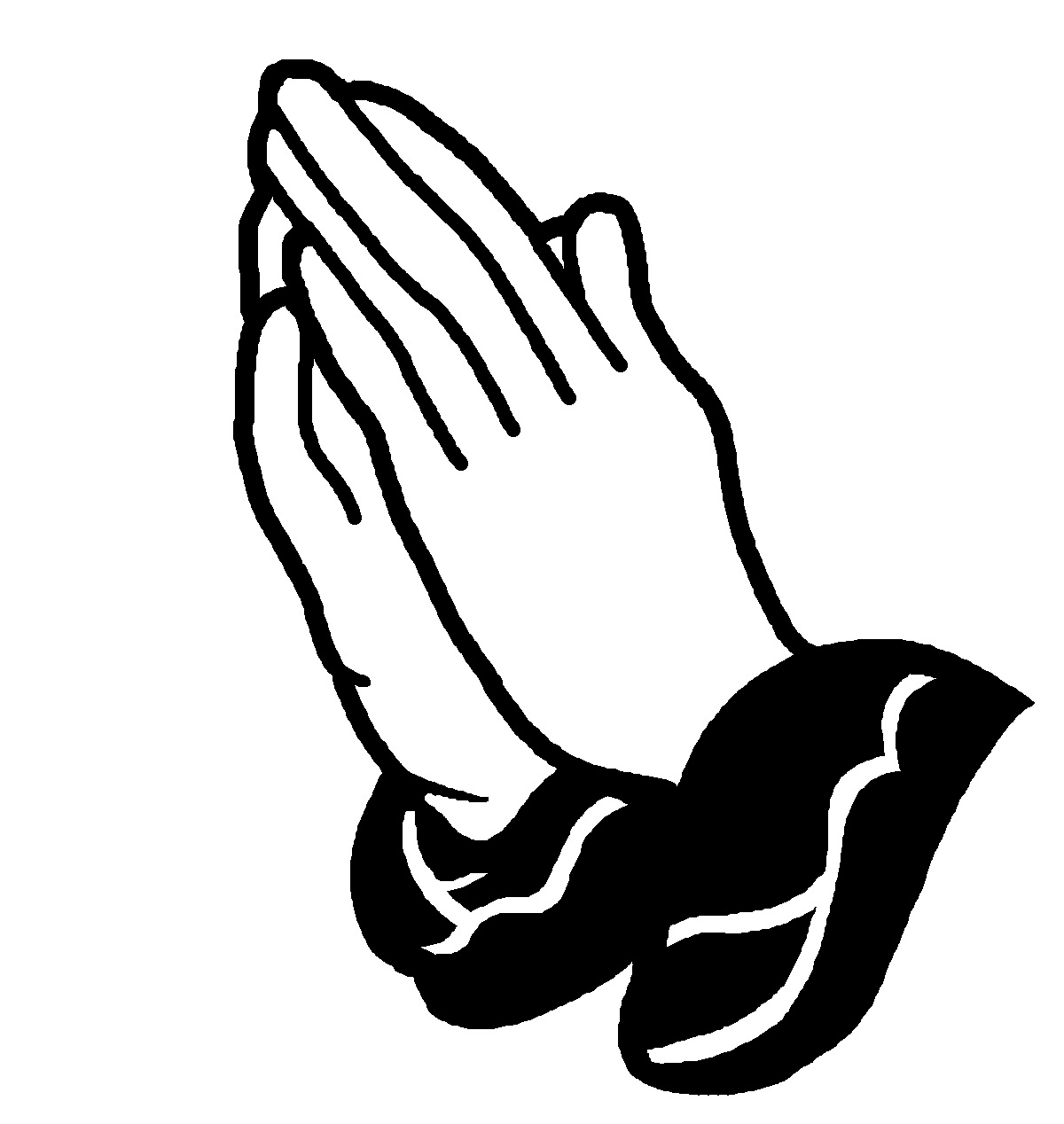 Clip Art Praying Hands Clip Art open praying hands clipart panda free images