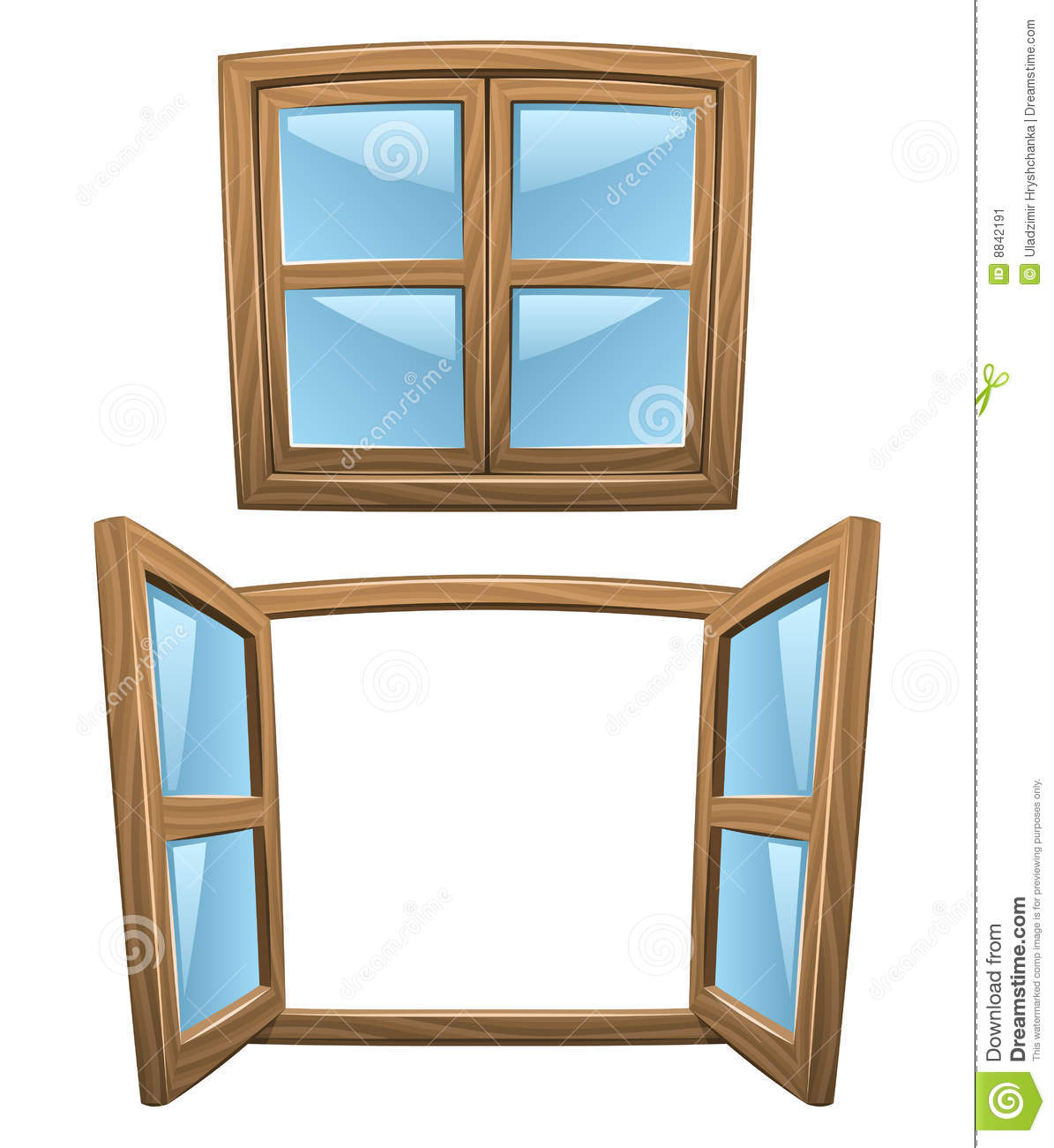 Cartoon windows related keywords suggestions cartoon for Window design clipart