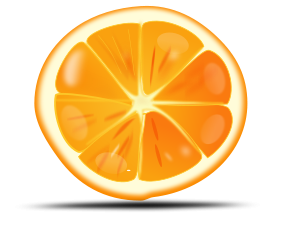 Orange Clip Art