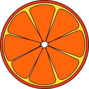 orange slice clipart clipart panda free clipart images rh clipartpanda com Candy Orange Slice Clip Art Orange Slice Clip Art Black and White