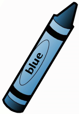 Free Crayons Clipart