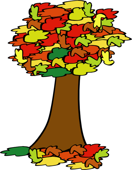 Orange Tree Clipart | Clipart Panda - Free Clipart Images