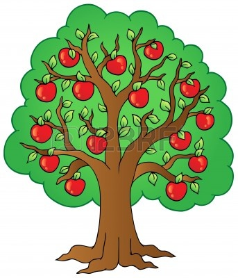 Orange Tree Orchard | Clipart Panda - Free Clipart Images