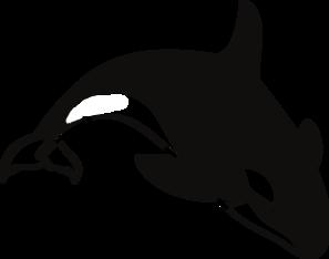 Orca Clip Art