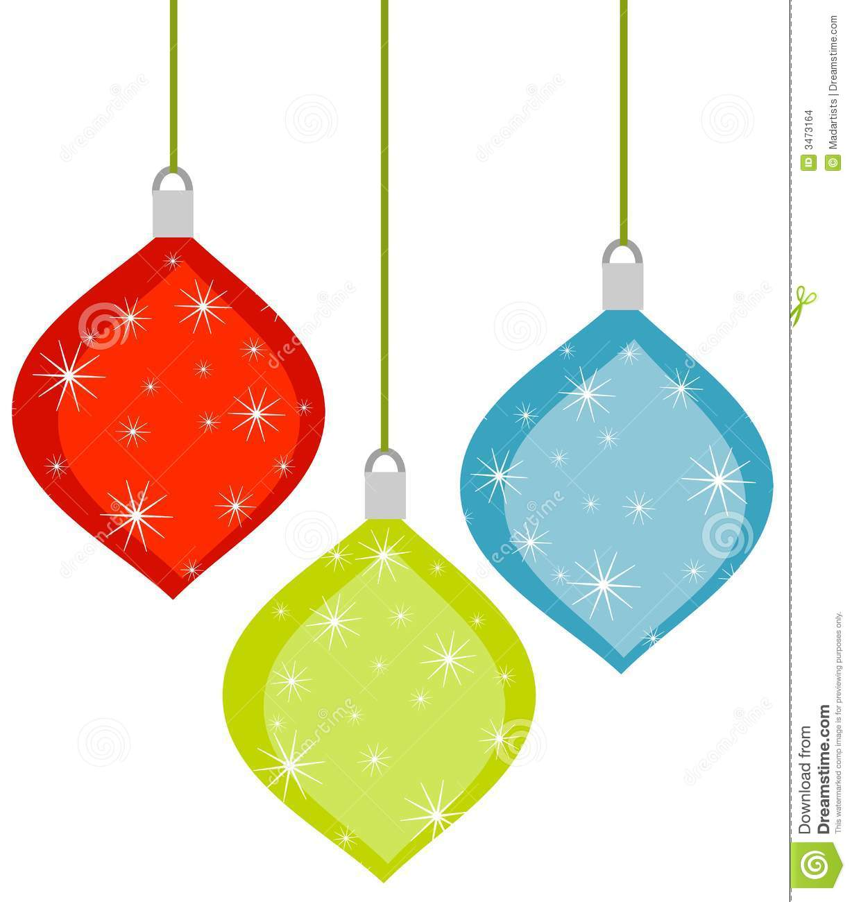 Christmas Ball Ornament Clipart Ornament clip artVintage Christmas Ornaments Clipart