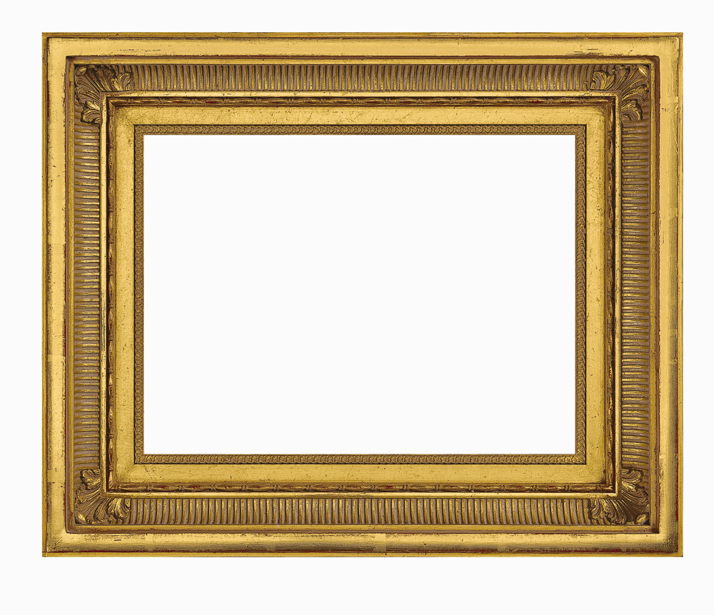 Vintage Picture Frame Vector Stock Images RoyaltyFree