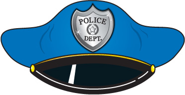 Police Officer Hat Clipart | Clipart Panda - Free Clipart Images