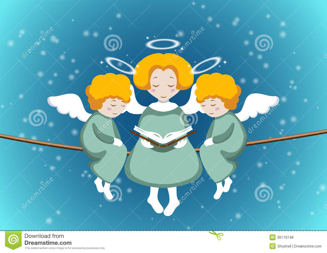 Christmas Angels | Clipart Panda - Free Clipart Images