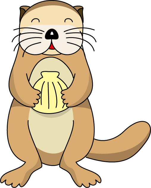 Clip Art Otter Clipart otter clip art clipart panda free images art