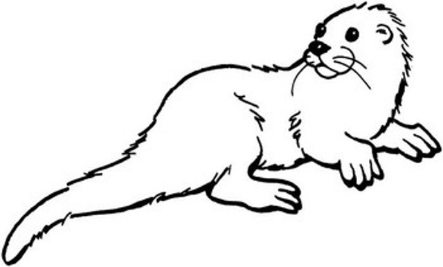 Clip Art Otter Clip Art otter clip art clipart panda free images art