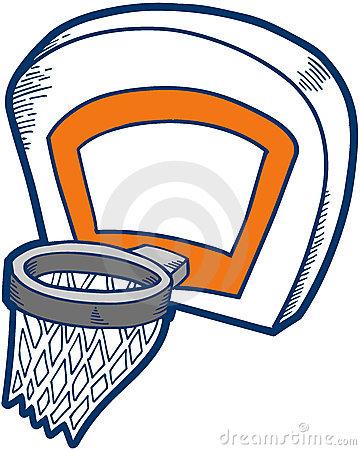 Basketball Hoop Backboard Clipart | Clipart Panda - Free Clipart ...