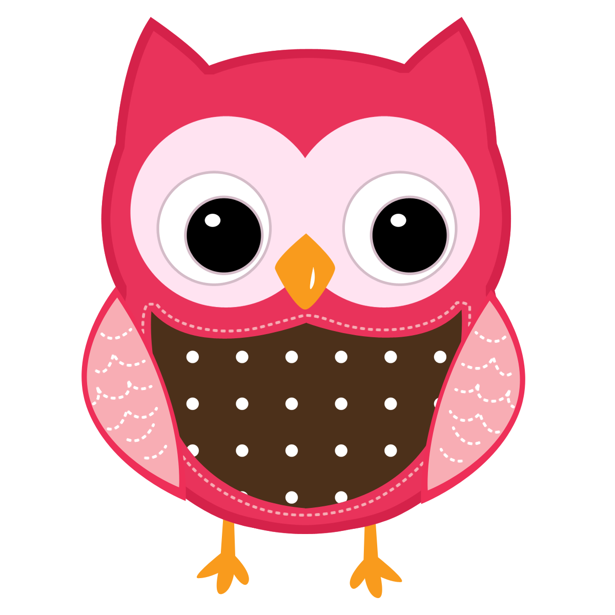 Cartoon Owl Face - ClipArtCute Owl Clip Art