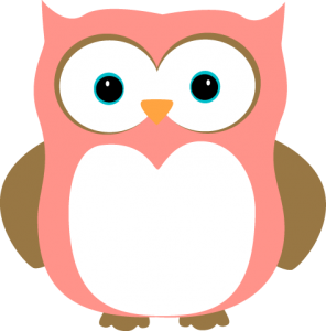 pink owl clip art1 296x300 png clipart panda free clipart images rh clipartpanda com pink owl clip art free pink and grey owl clip art