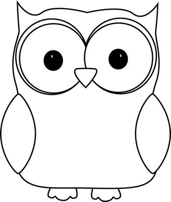 owl-clipart-black-and-white-10486a7c0e01ede63b56a3baab57fb73 jpgBaby Owl Clipart Black And White