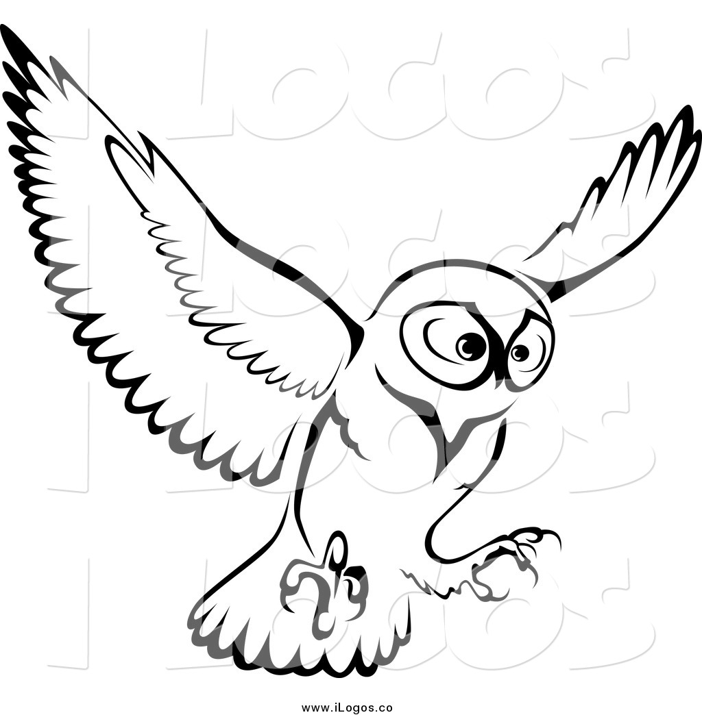 owl%20clipart%20black%20and%20white