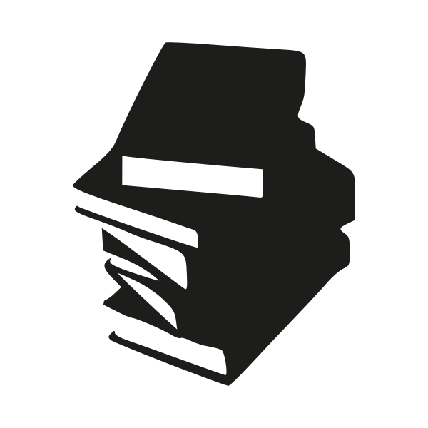 Stack Of Books Clipart Black And White | Clipart Panda - Free Clipart ...