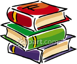 Stack Of School Books Clip Art | Clipart Panda - Free Clipart Images