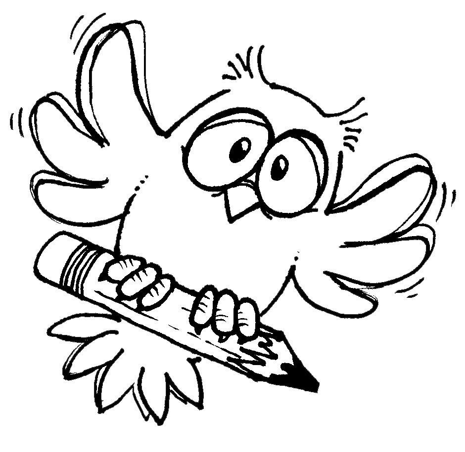 Owl Writing Clipart | Clipart Panda - Free Clipart Images